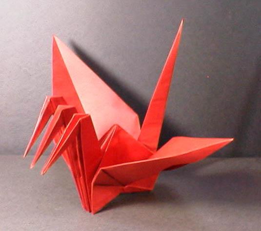 すべての折り紙 鶴 折り紙 : CgFO ̒